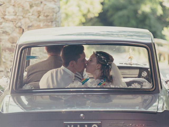 Il matrimonio di Manuel e Elisa a Civezzano, Trento 37