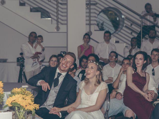 Il matrimonio di Manuel e Elisa a Civezzano, Trento 39
