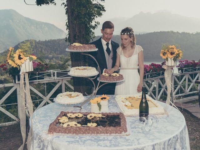 Il matrimonio di Manuel e Elisa a Civezzano, Trento 41