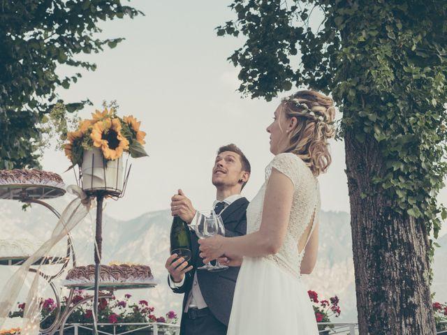 Il matrimonio di Manuel e Elisa a Civezzano, Trento 42