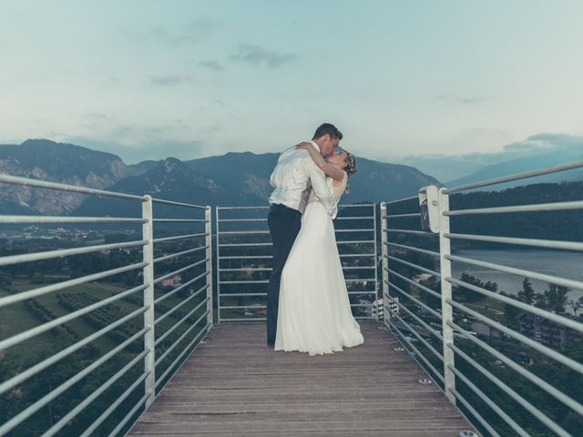 Il matrimonio di Manuel e Elisa a Civezzano, Trento 44