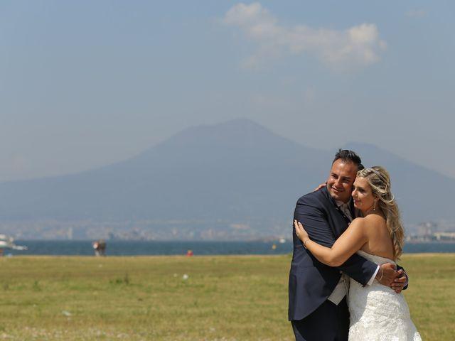 Le nozze di Jessica e Ciro