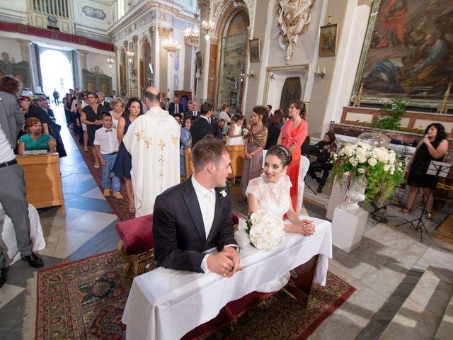 Il matrimonio di Danilo e Adriana a Scicli, Ragusa 30