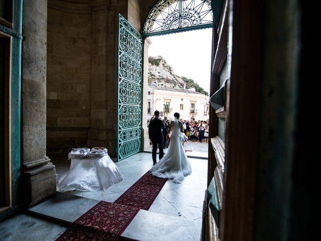 Il matrimonio di Danilo e Adriana a Scicli, Ragusa 31