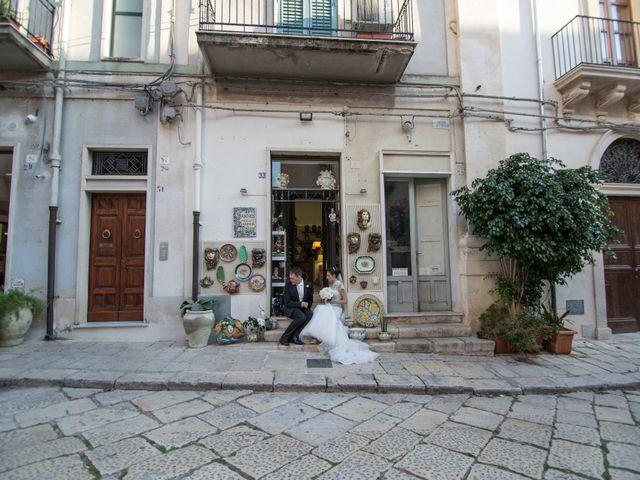 Il matrimonio di Danilo e Adriana a Scicli, Ragusa 32
