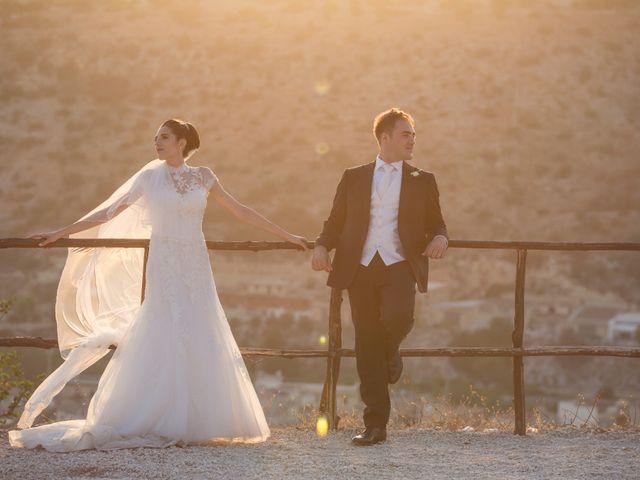 Il matrimonio di Danilo e Adriana a Scicli, Ragusa 35