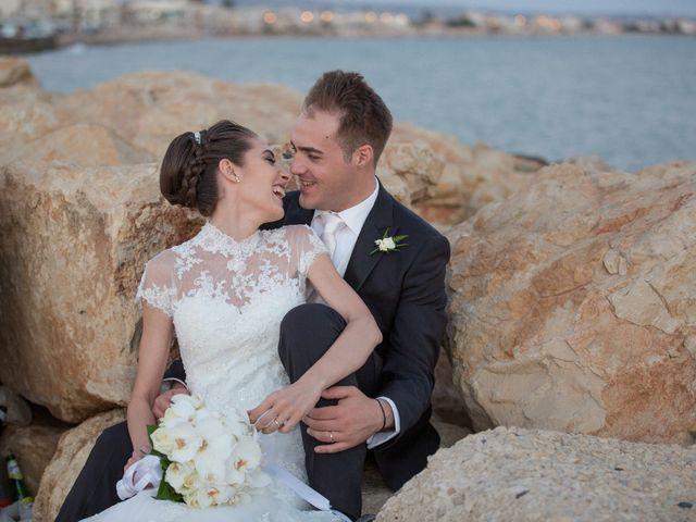 Il matrimonio di Danilo e Adriana a Scicli, Ragusa 41