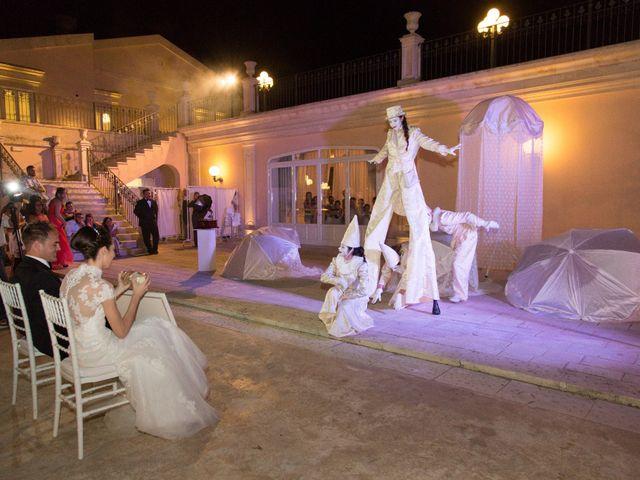 Il matrimonio di Danilo e Adriana a Scicli, Ragusa 53