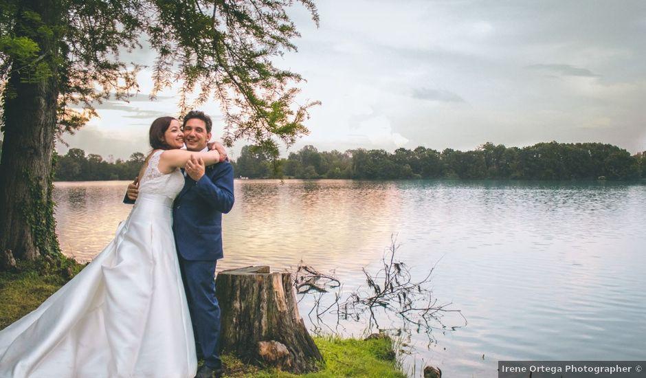 Il matrimonio di Daniele e Laura a Rho, Milano