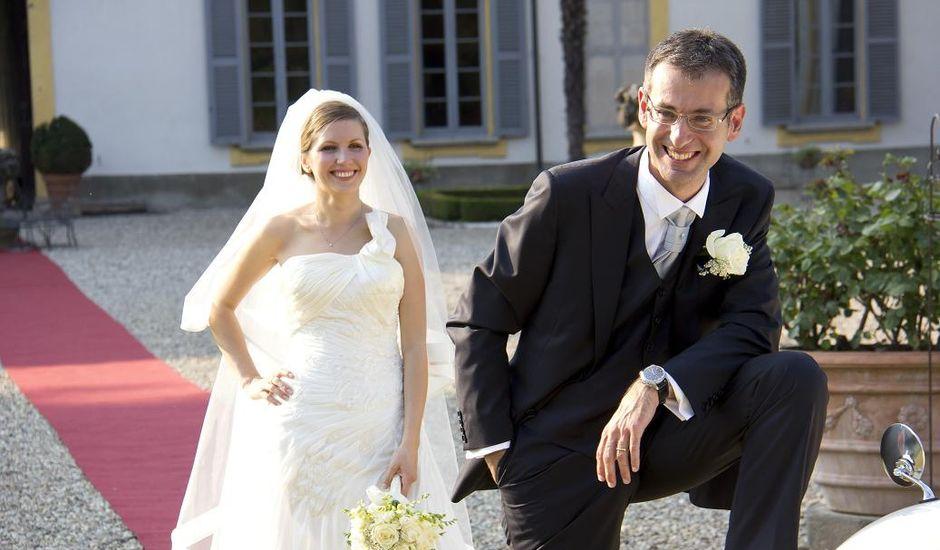 Il matrimonio di piero e valentina a bollate milano for Piero della valentina