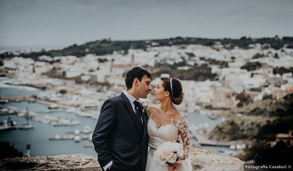Il matrimonio di Vincenzo e Chiara a Morciano di Leuca, Lecce