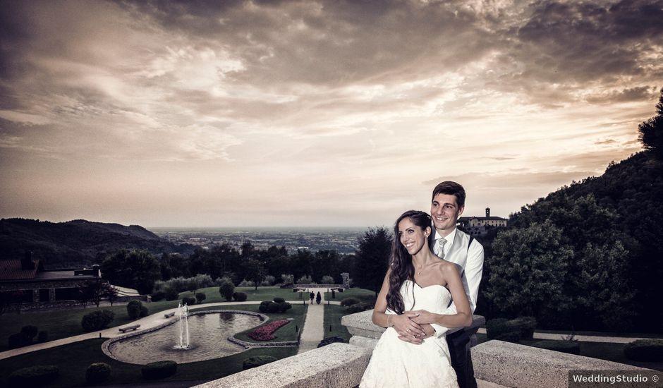 Il matrimonio di Marco e Chiara a Nembro, Bergamo