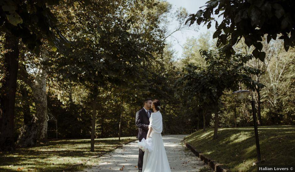 Il matrimonio di Simone e Michela a Varese, Varese