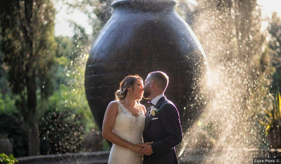 Il matrimonio di Alessia e Mirko a Roma, Roma