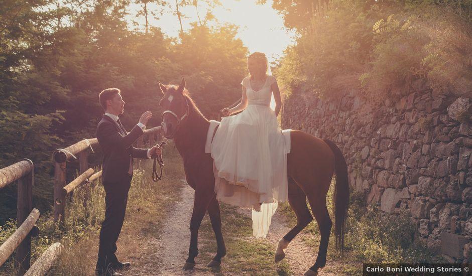 Il matrimonio di Manuel e Elisa a Civezzano, Trento