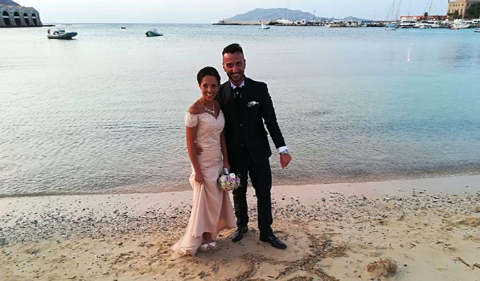 Il matrimonio di Biagio e Sabrina a Favignana, Trapani