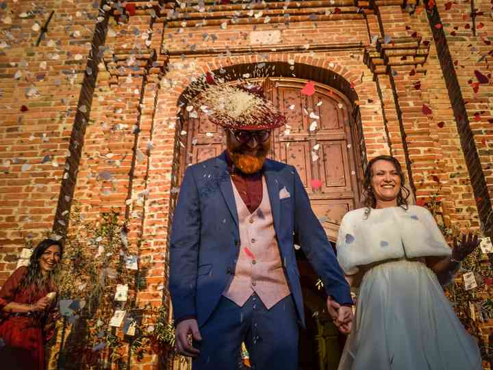 Le nozze di Monika e Daniele