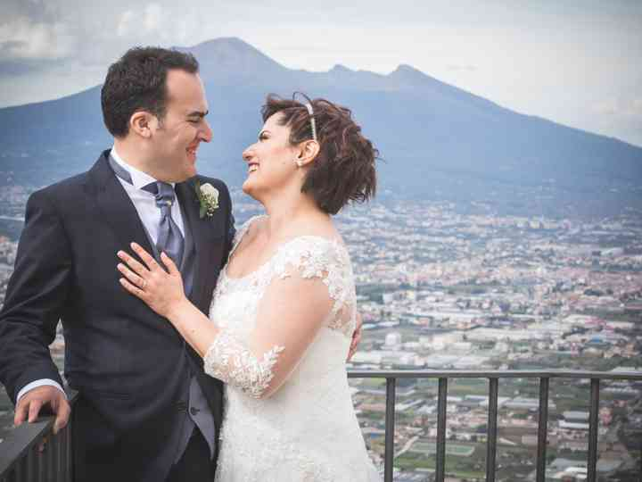 Le nozze di Imma e Adalgiso