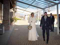 le nozze di Maria Desi e Fabrizio 1