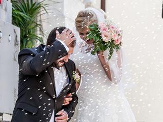 Le nozze di Daniela e Rocco 1