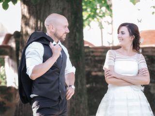 Le nozze di Natalie e Alessio