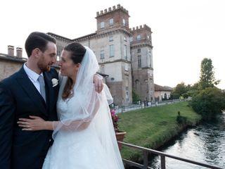Le nozze di Cristina e Luigi