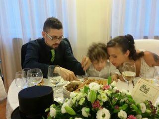 Le nozze di Alex e Elettra