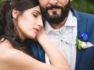 Le nozze di Luana e Demis