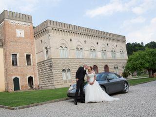 Le nozze di Alberto e Benedetta