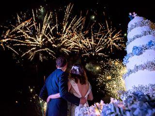 Le nozze di Gina e Luca