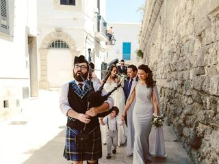 Le nozze di Luisa e Matthew 1