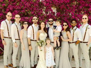 Le nozze di Luisa e Matthew