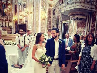 Le nozze di Luisa e Matthew 2