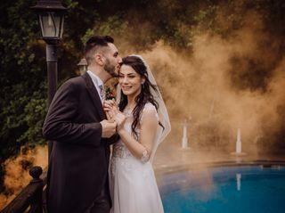Le nozze di Serena e Alessio