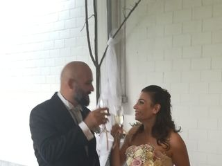 Le nozze di Sabina  e Emanuele  1