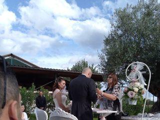 Le nozze di Sabina  e Emanuele  2