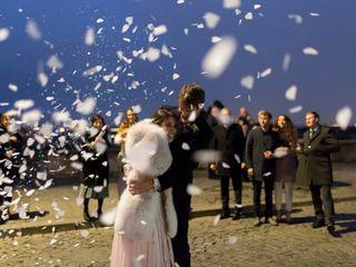 Le nozze di Ludovica e Alberto