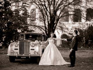 Le nozze di Fulvia e Michele