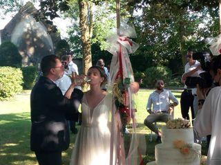 Le nozze di Elisabetta e Manuel 1
