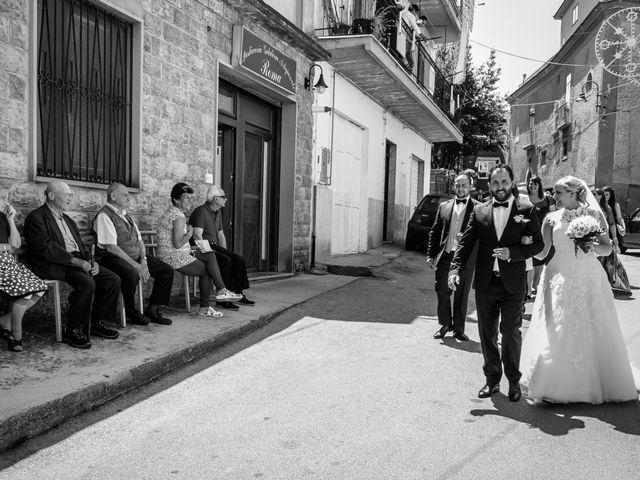 Il matrimonio di Rocco e Daniela a Ruoti, Potenza 1