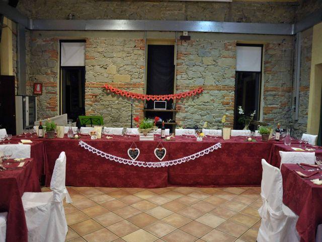Il matrimonio di Antonio e Sherryll a Monsummano Terme, Pistoia 9