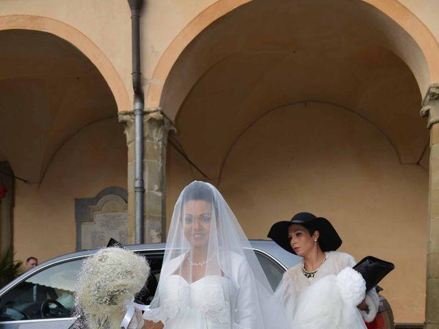 Il matrimonio di Antonio e Sherryll a Monsummano Terme, Pistoia 18