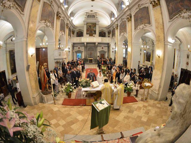 Il matrimonio di Antonio e Sherryll a Monsummano Terme, Pistoia 20