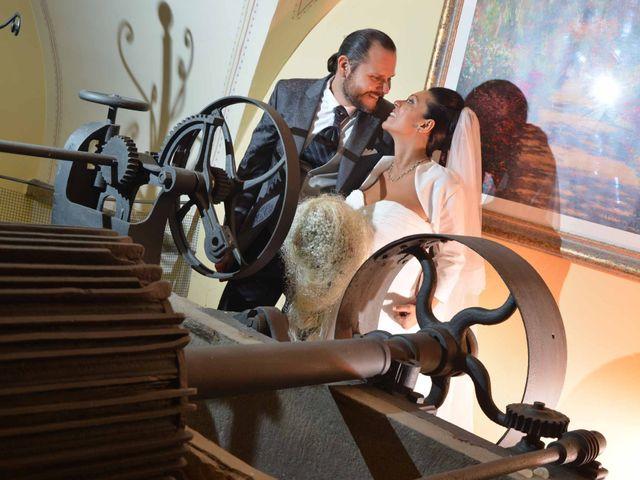Il matrimonio di Antonio e Sherryll a Monsummano Terme, Pistoia 23