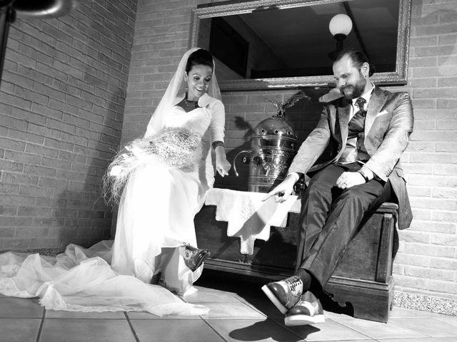 Il matrimonio di Antonio e Sherryll a Monsummano Terme, Pistoia 24