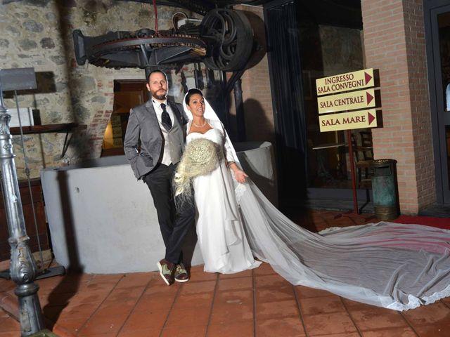 Il matrimonio di Antonio e Sherryll a Monsummano Terme, Pistoia 25