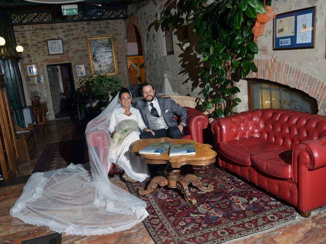 Il matrimonio di Antonio e Sherryll a Monsummano Terme, Pistoia 27