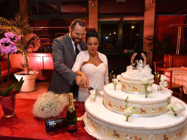 Il matrimonio di Antonio e Sherryll a Monsummano Terme, Pistoia 30