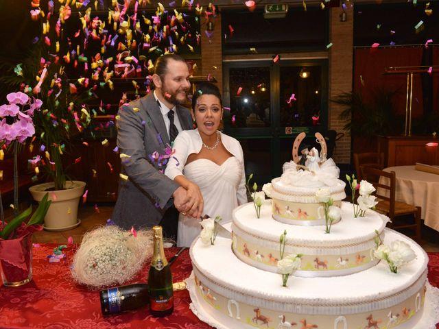 Il matrimonio di Antonio e Sherryll a Monsummano Terme, Pistoia 31