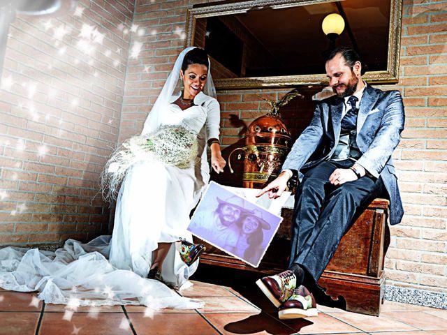 Il matrimonio di Antonio e Sherryll a Monsummano Terme, Pistoia 37